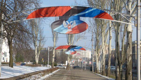 Donetsk - Sputnik Italia