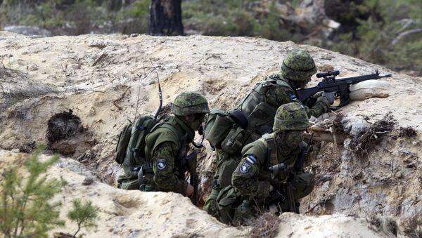 Soldati estoni - Sputnik Italia
