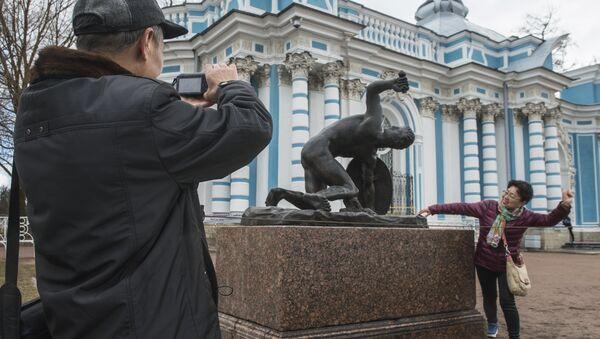 Turisti cinesi in Russia - Sputnik Italia