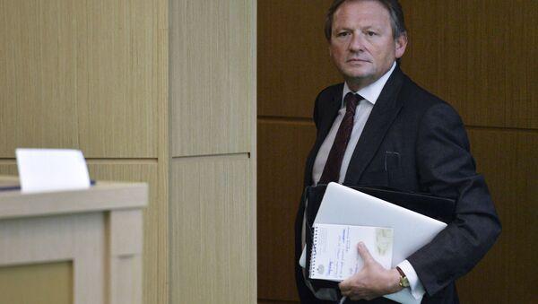 Il candidato alla presidenza Boris Titov, leader del Partito della Crescita - Sputnik Italia