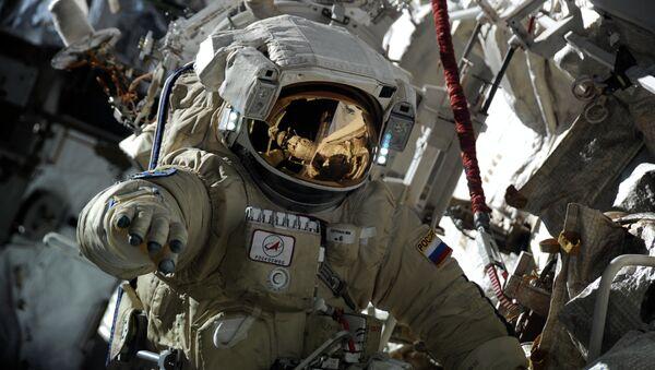 Il cosmonauta russo Alexander Misurkin - Sputnik Italia