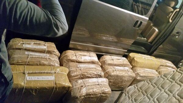 La cocaina trovata nell'ambasciata russa a Buenos Aires - Sputnik Italia