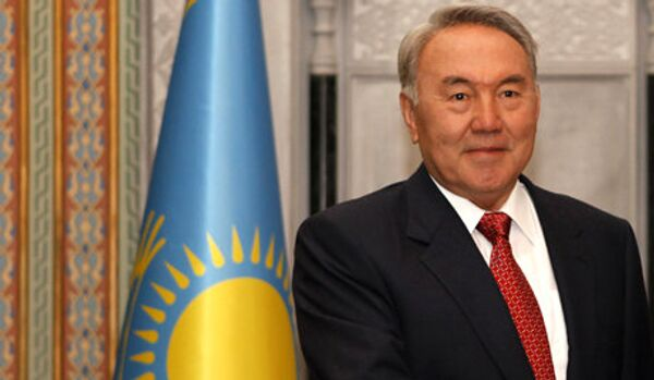 Le Kazakhstan s'est affirmé pour le prolongement du mandat de Nazarbaev - Sputnik Italia