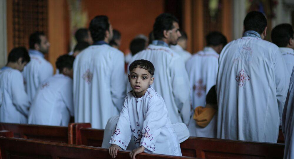 Cristiani ortodossi egiziani