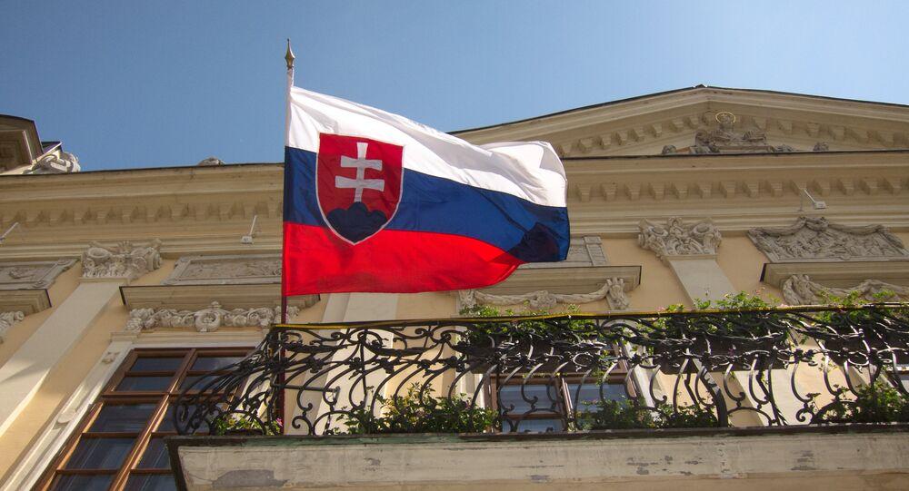 Bandiera della Slovacchia