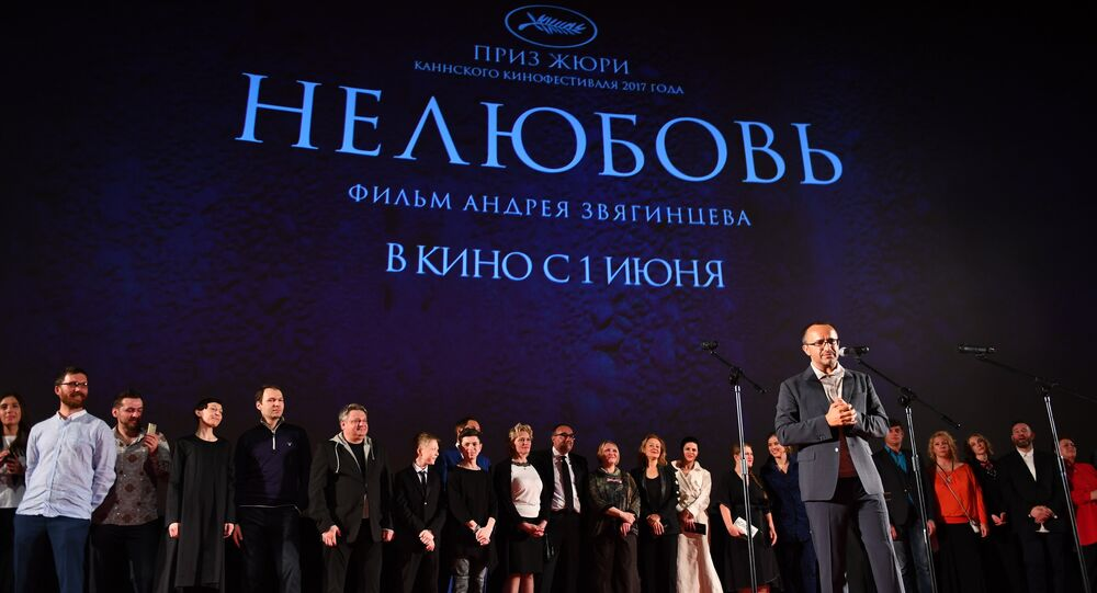 Film Nelyubov di Andrey Zvyagintsev