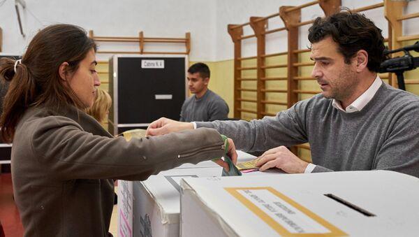 Parliamentary elections in Italy - Sputnik Italia