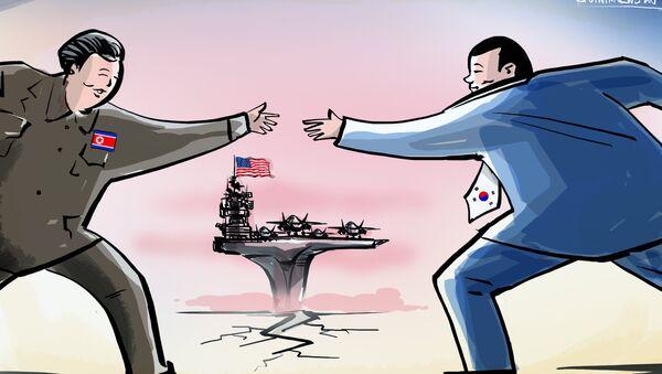 Le due Coree hanno deciso di stabilire una linea calda - Sputnik Italia
