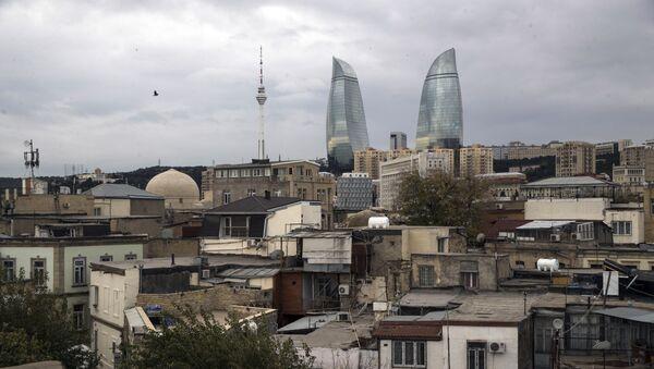 Baku, Azerbaigian - Sputnik Italia