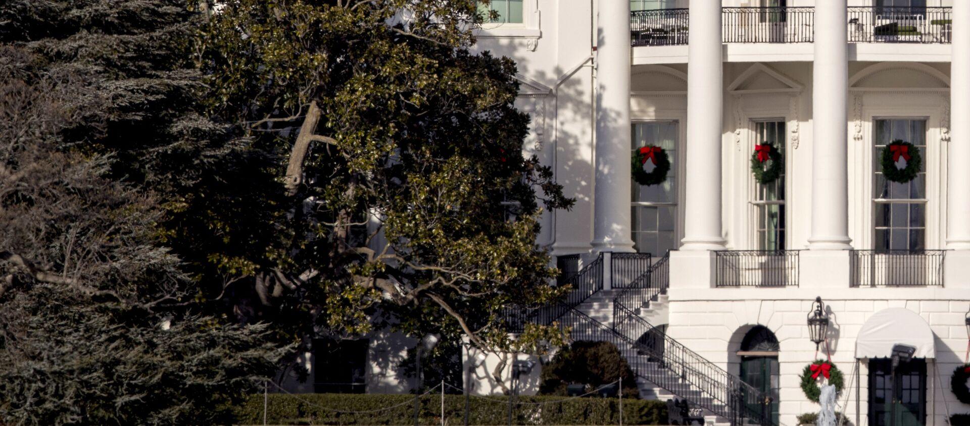 Casa Bianca, Washington, USA - Sputnik Italia, 1920, 15.04.2021