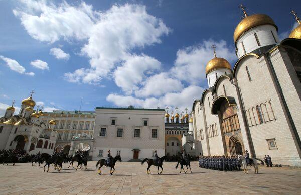 Mosca, un secolo da Capitale - Sputnik Italia