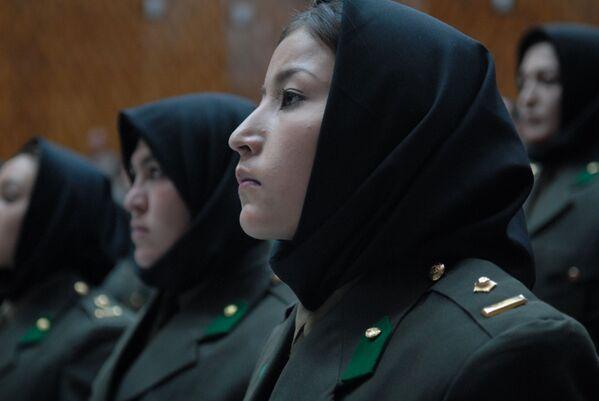 Membri delle Forze Armate dell'Afghanistan. - Sputnik Italia
