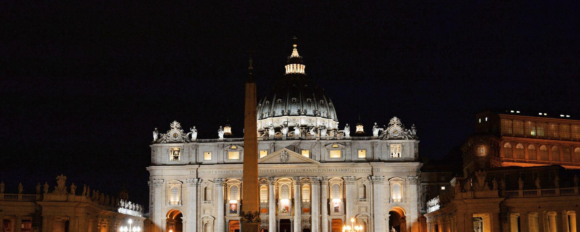 Vaticano - Sputnik Italia, 1920, 06.07.2021