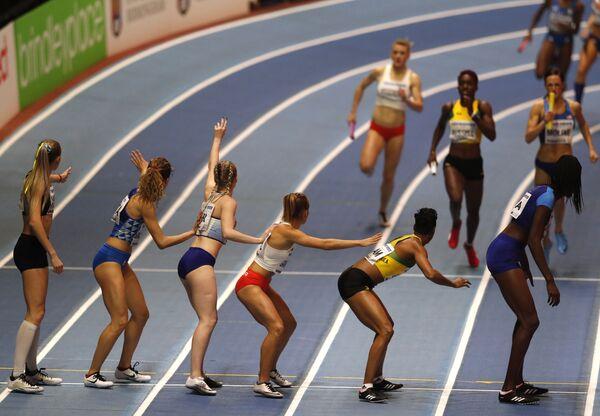 Campionato del mondo dell'atletica leggera a Birmingham. - Sputnik Italia