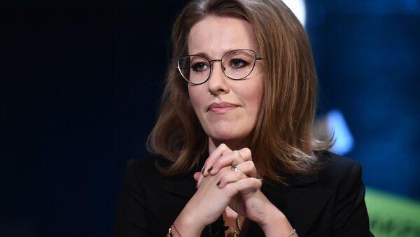 Meeting with Presidential candidate Ksenia Sobchak - Sputnik Italia