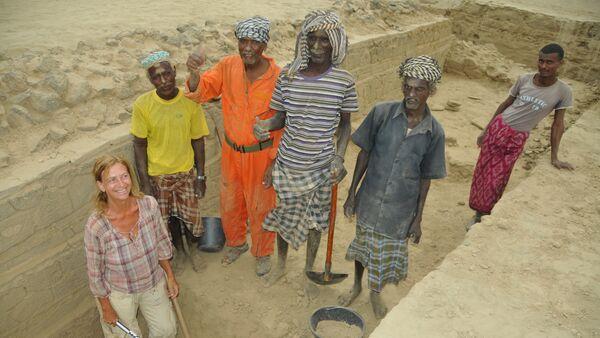 """Missione italo-eritrea alla scoperta della """"Pompei africana"""" - Sputnik Italia"""