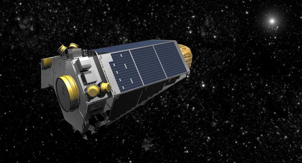 L'osservatorio orbitale Kepler