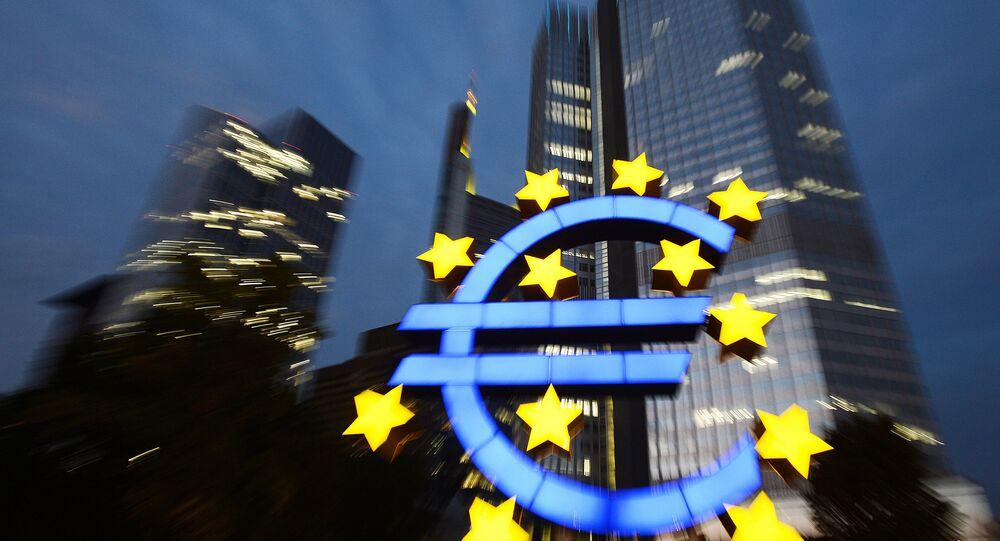 Uffici dellla Bce a Francoforte