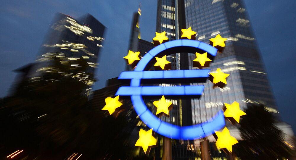 Uffici BCE a Francoforte