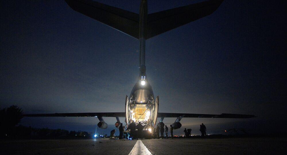 Esercitazioni delle truppe aviotrasportate
