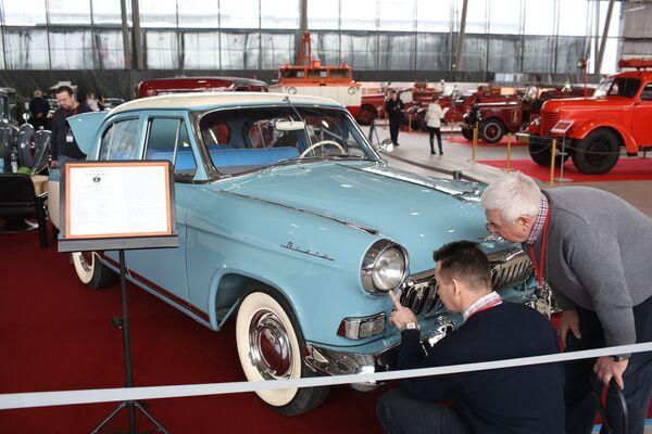 In Unione Sovietica sapevano fare le auto (e anche belle) - Sputnik Italia