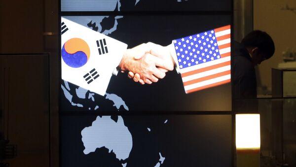 Corea e USA - Sputnik Italia