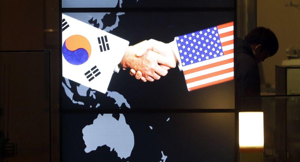 Corea e USA