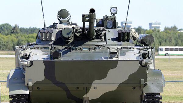Un BMP-3, evoluzione del BMP-1 - Sputnik Italia