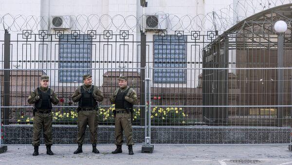 Ambasciata russa a Kiev - Sputnik Italia