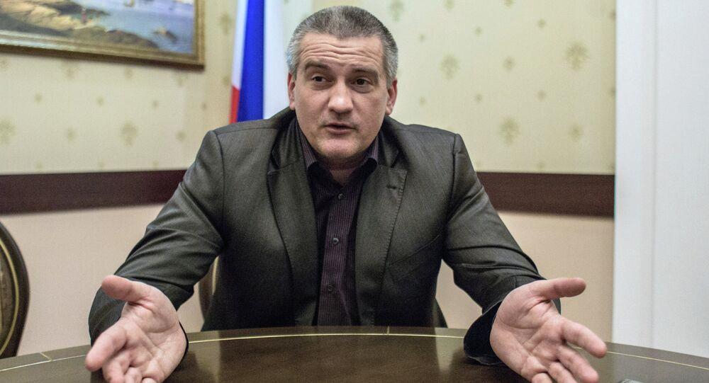 Sergei Aksenov