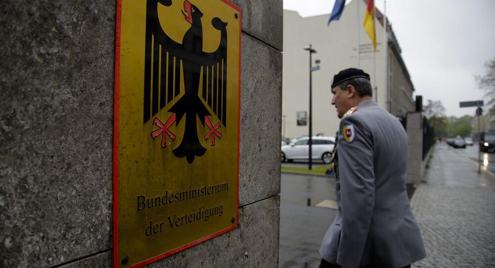 Ufficiale della Bundeswehr entra nel Ministero della Difesa