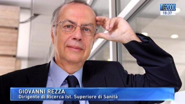 Giovanni Rezza - Sputnik Italia