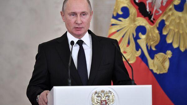 Russian President Vladimir - Sputnik Italia
