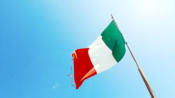 La bandiera italiana - Sputnik Italia