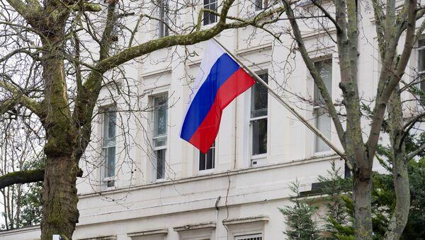 L'ambasciata russa nel Regno Unito - Sputnik Italia