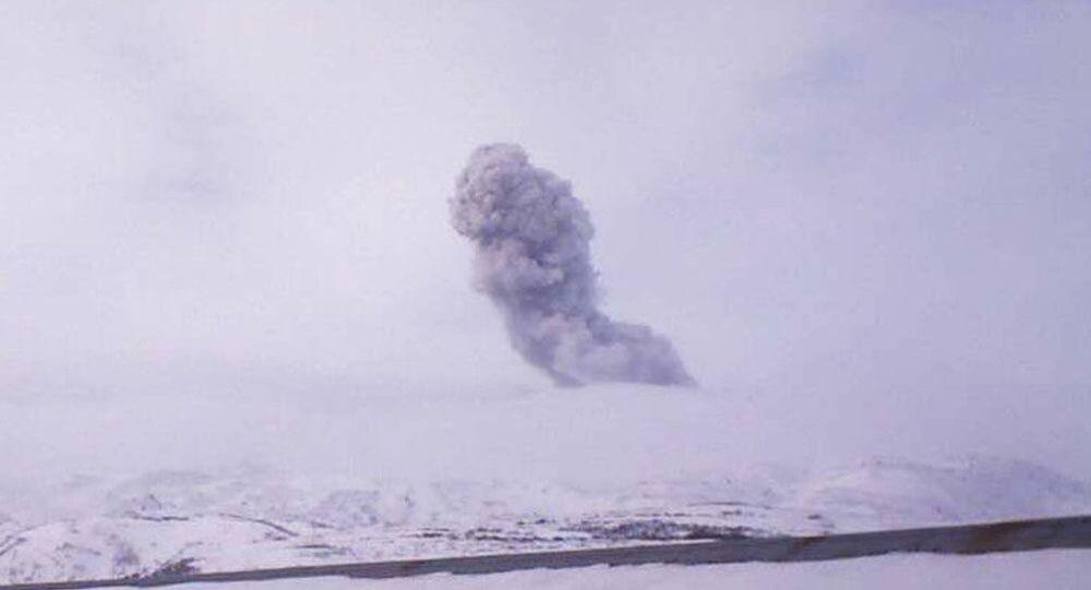 Vulcano Ebeko
