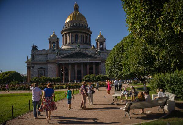 10 luoghi da visitare in Russia - Sputnik Italia