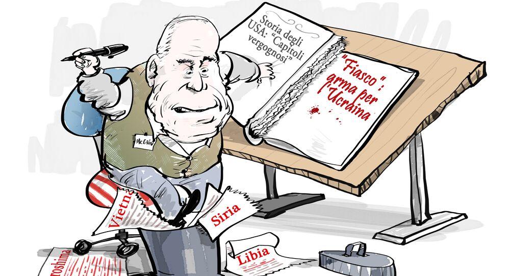 McCain non si da pace, fornire armi all'Ucraina era un obbligo morale