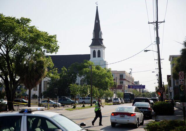 Chiesa a Charleston, USA