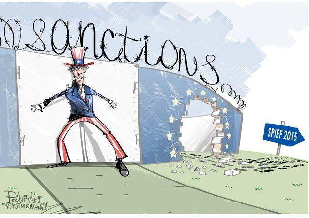 USA sanzioni SPIEF