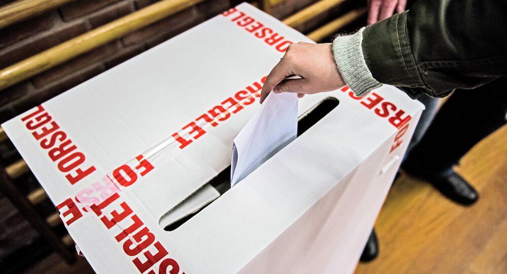 Elezioni in Danimarca