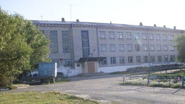 La scuola №15 nella città russa di Shadrinsk. - Sputnik Italia