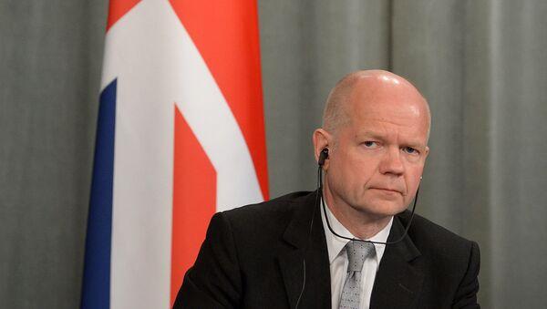 Ex Ministro degli esteri inglese William Hague - Sputnik Italia