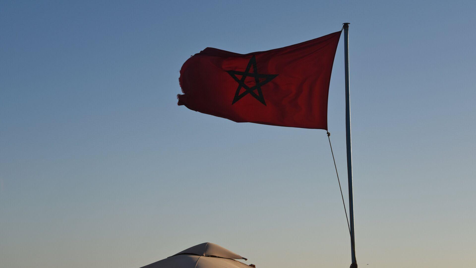 Couleur nationale du Maroc - Sputnik Italia, 1920, 10.09.2021