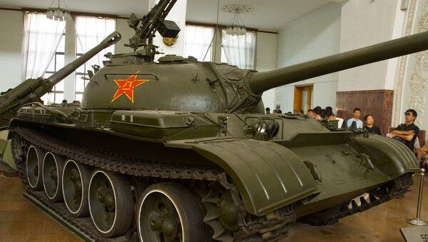 Un Type 59 cinese - Sputnik Italia