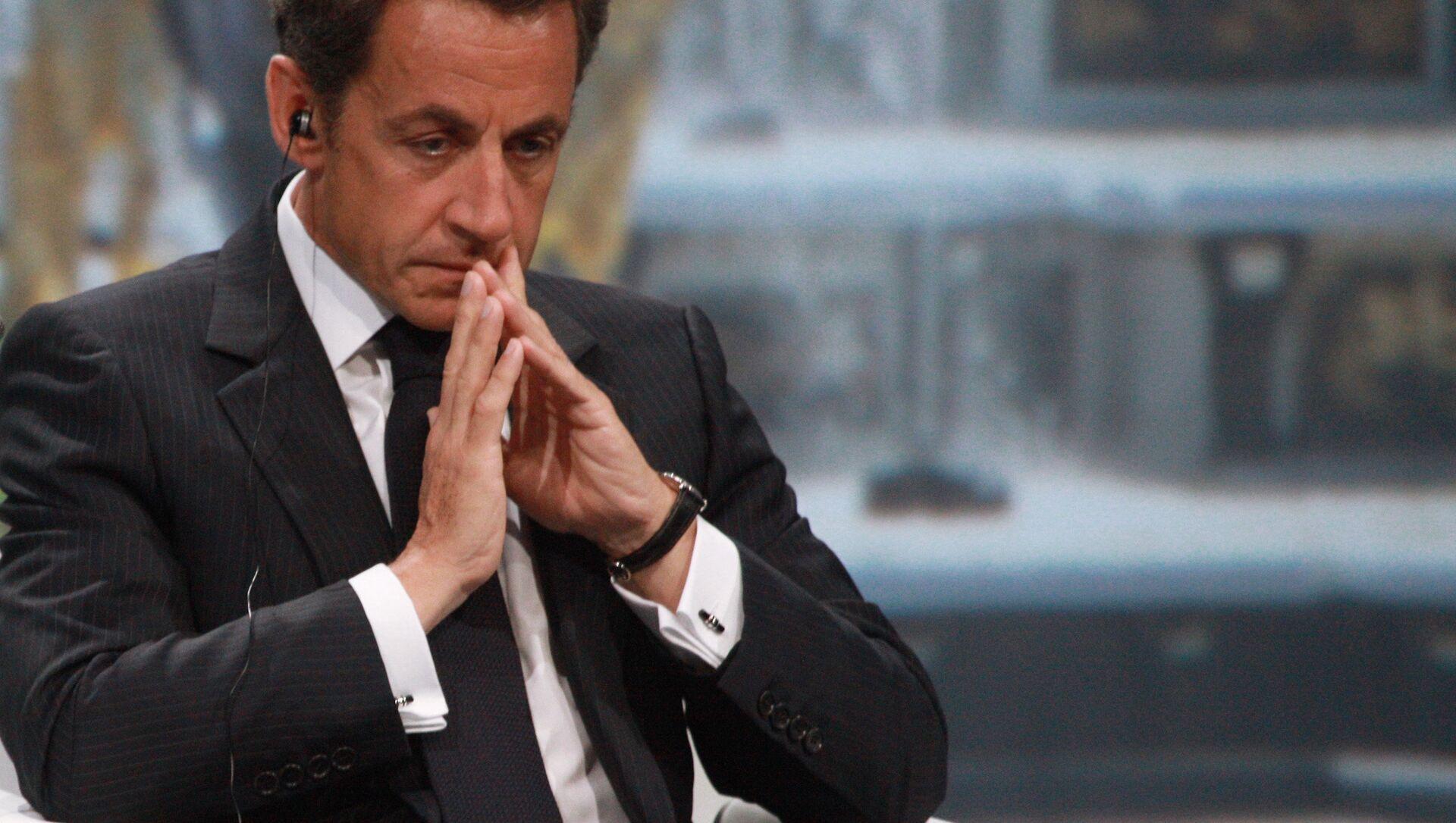 Nicolas Sarkozy - Sputnik Italia, 1920, 01.03.2021