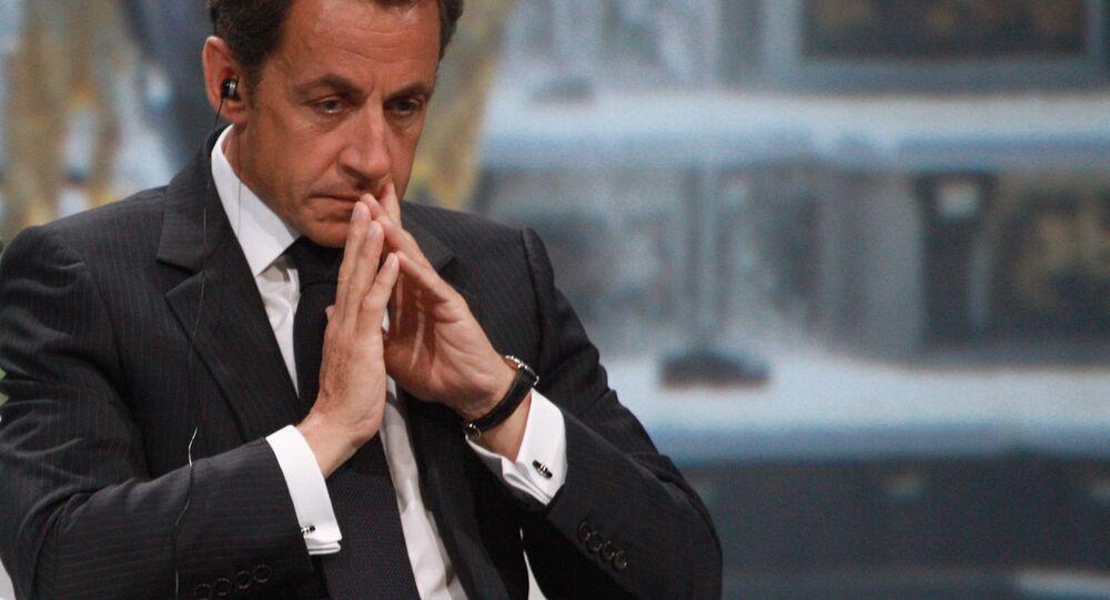 Nicolas Sarkozy (foto d'archivio)