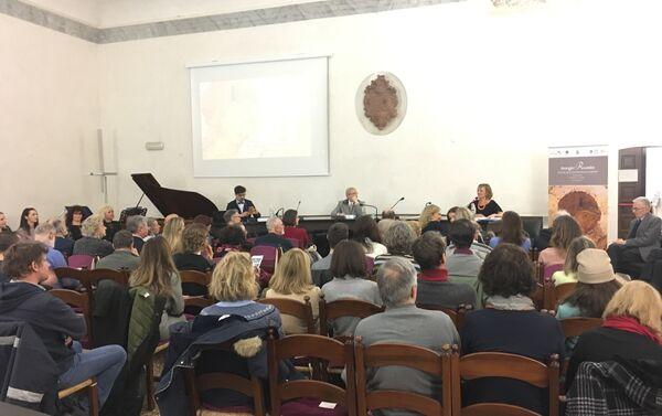L'inaugurazione del festival ImagoRussia - Sputnik Italia