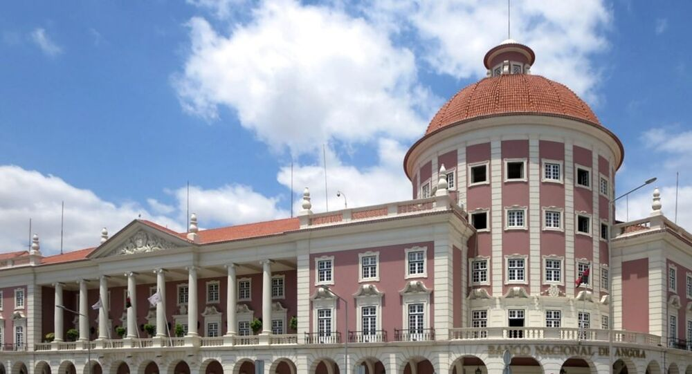 Banca Nazionale dell'Angola, Luanda,
