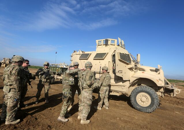 Some 150 US Troops Arrive in Northeastern Syria - Kurdish Security Source